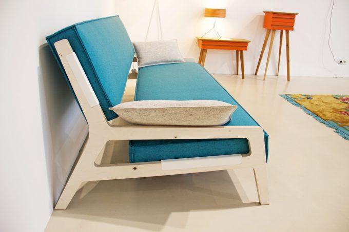 Couch Albert im Stilwerk Dortmund